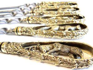 Шампуры подарочные Охотник