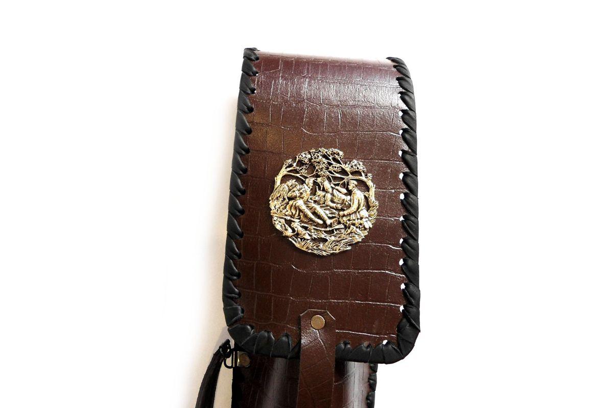 Чехол для шампуров Охотники на привале