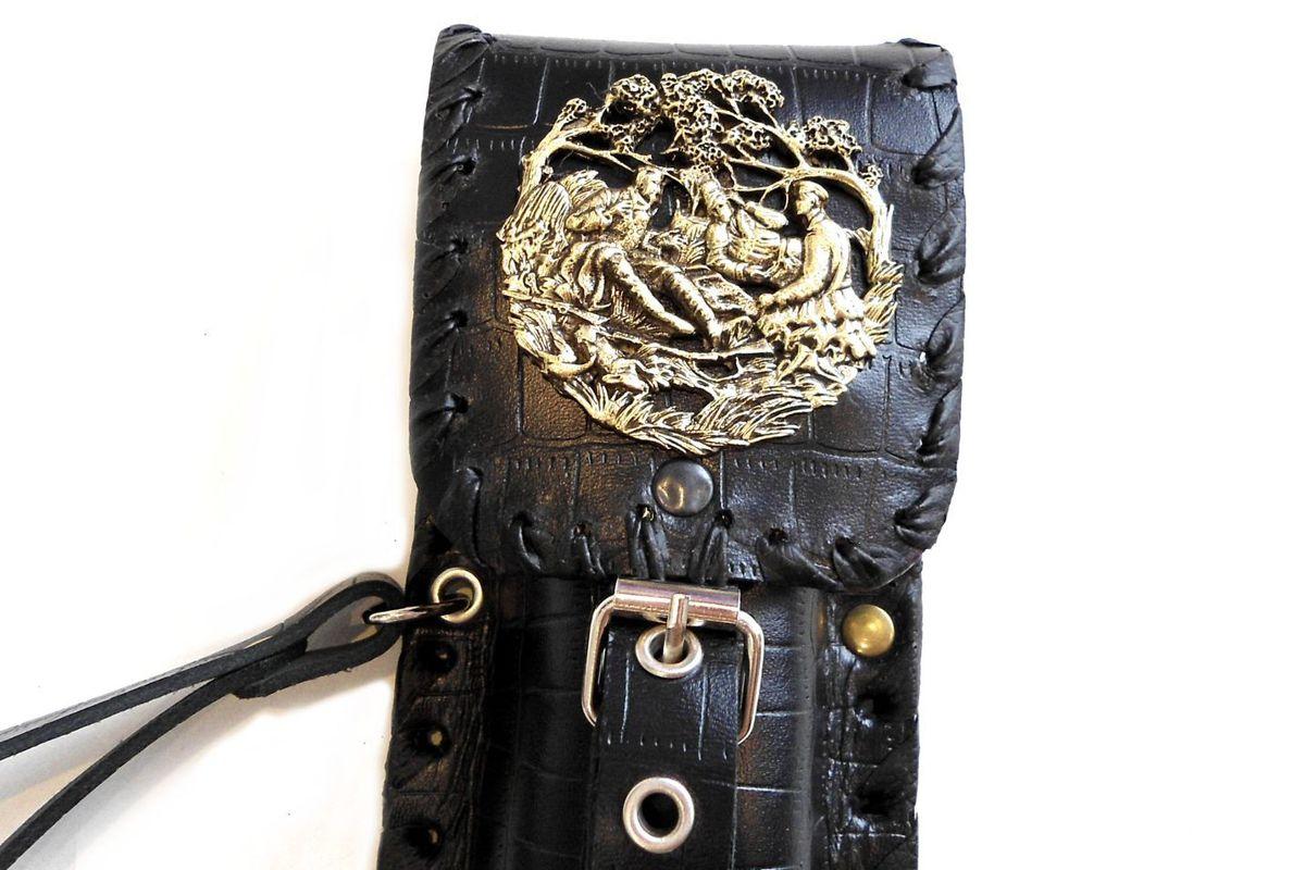 Подарочный набор Охотник ложка вилка и нож цена