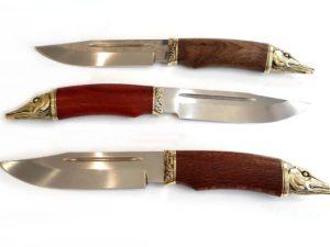 Нож кованый Щука купить