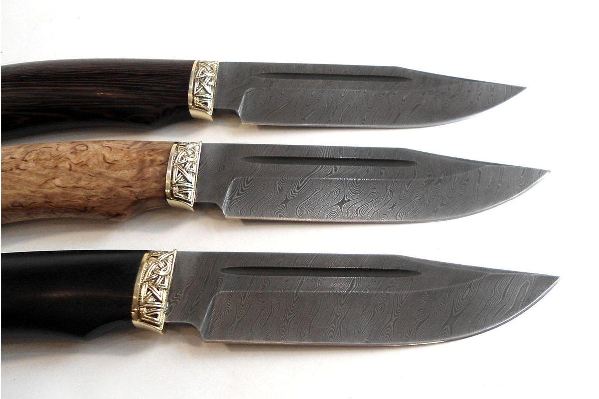Нож кованый Вожак ручная работа