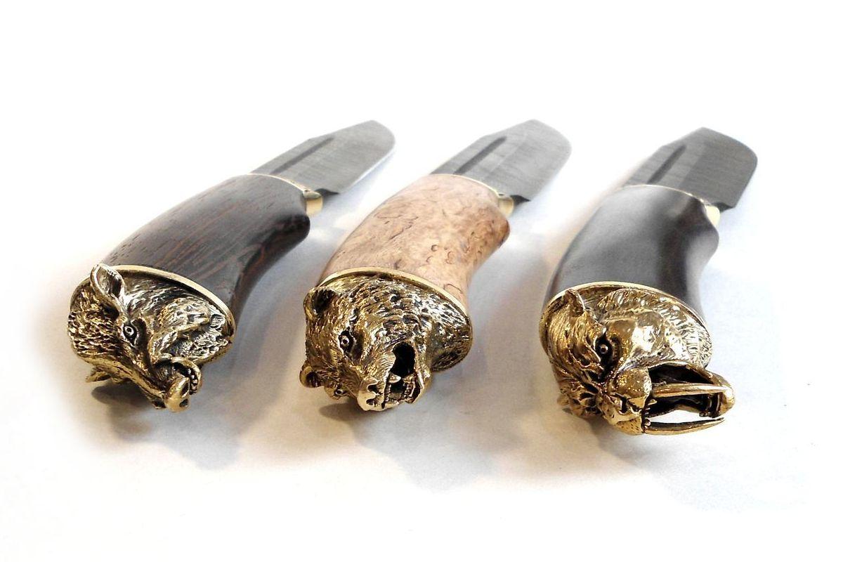 Нож кованый Вожак цена