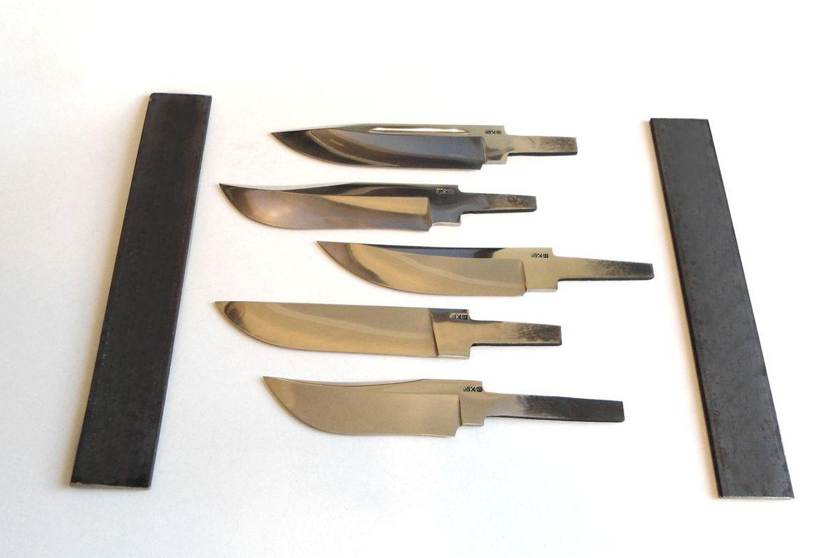 Полоса стали для клинка 95х18 горячекатаная